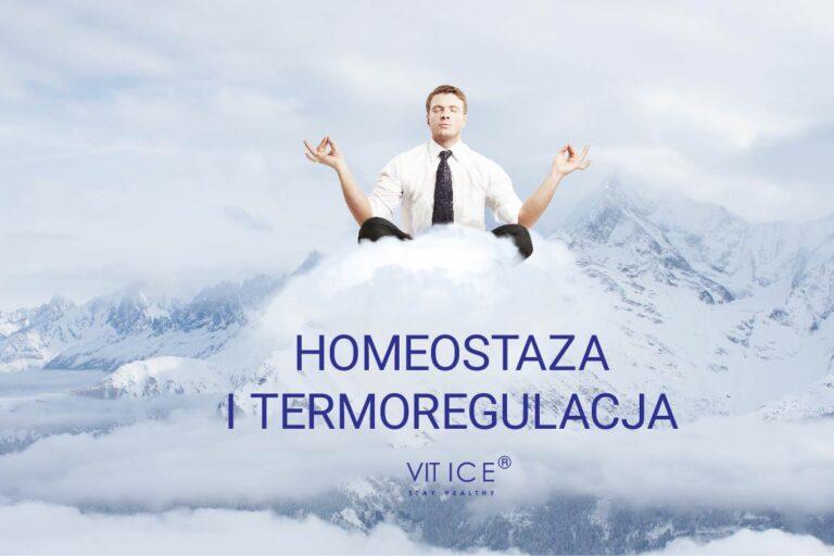 wpływ masażu lodem na termoregulację