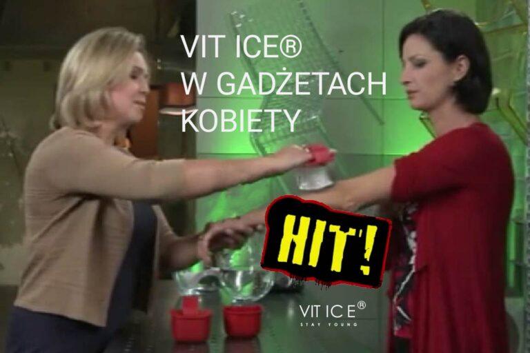 Ewa Wachowicz prezentuje VIT ICE